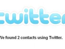 comment trouver des amis sur twitter