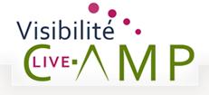 image logo visibilite live camp